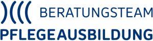 Logo Bundesamt für Familie und zivilgesellschaftliche Aufgaben - Qualifizierung Pflegeberufe