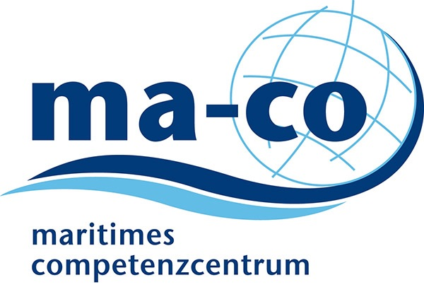 Logo ma-co maritimes competenzcentrum GmbH