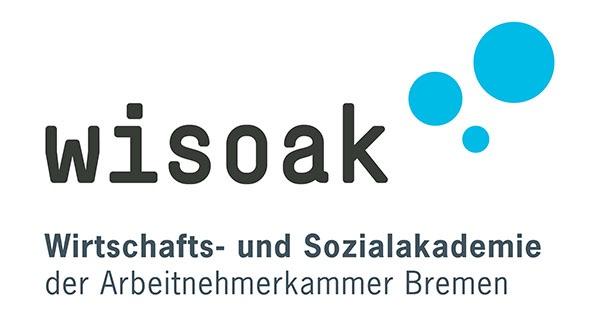 Logo wisoak - Wirtschafts- und Sozialakademie der Arbeitnehmerkammer